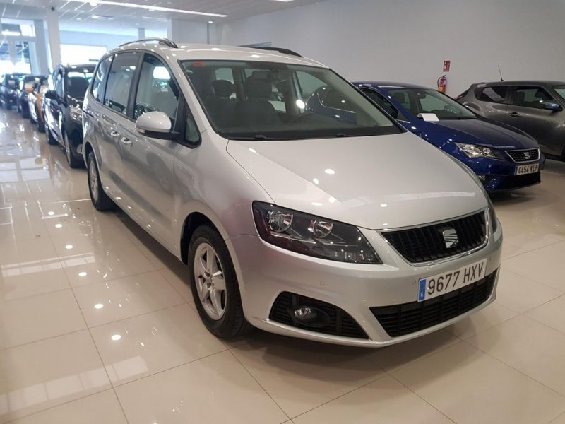 Seat Alhambra TDI 140 cv Style Autom. Solo 2 uds disponibles 2