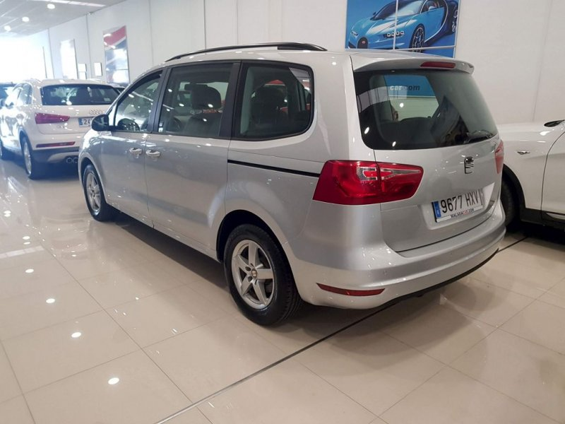 Seat Alhambra TDI 140 cv Style Autom. Solo 2 uds disponibles 3