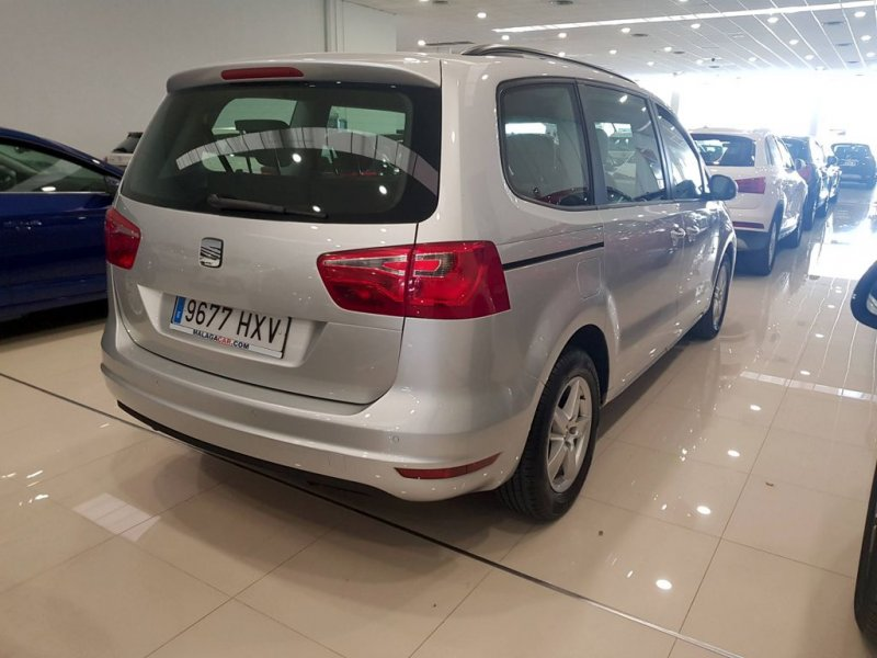 Seat Alhambra TDI 140 cv Style Autom. Solo 2 uds disponibles 4