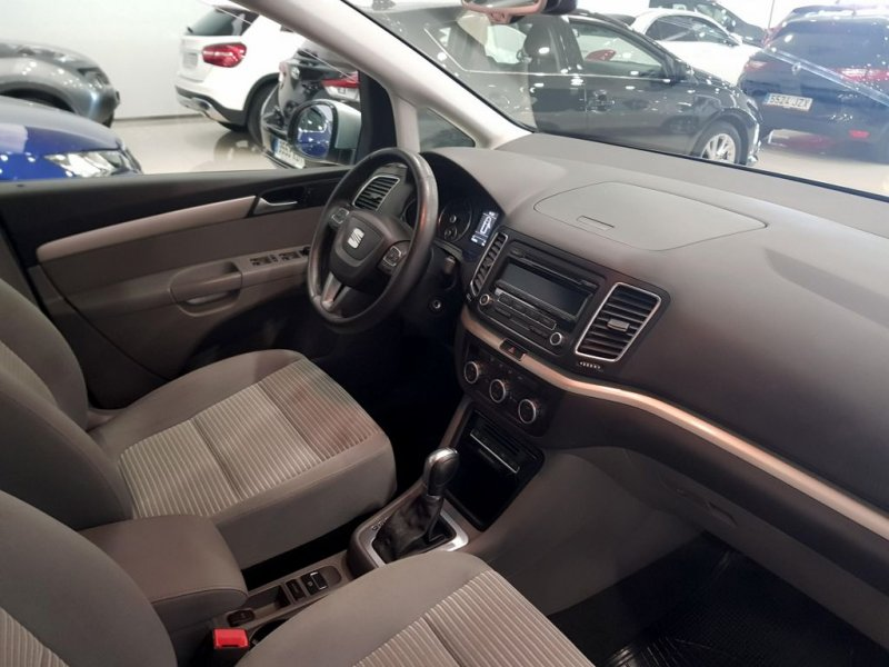 Seat Alhambra TDI 140 cv Style Autom. Solo 2 uds disponibles 8