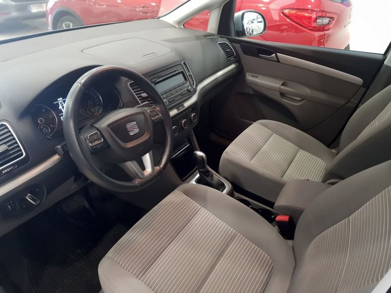 Seat Alhambra TDI 140 cv Style Autom. Solo 2 uds disponibles 9