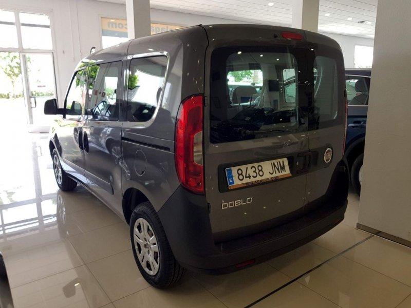 Fiat Doblo Panorama Easy 95 cv diesel. Solo 1 unidad disponible 3
