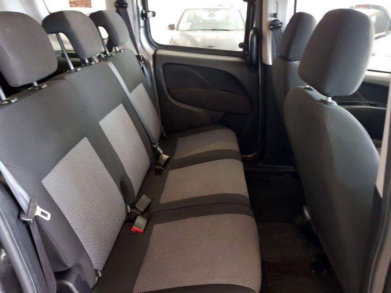 Fiat Doblo Panorama Easy 95 cv diesel. Solo 1 unidad disponible 5