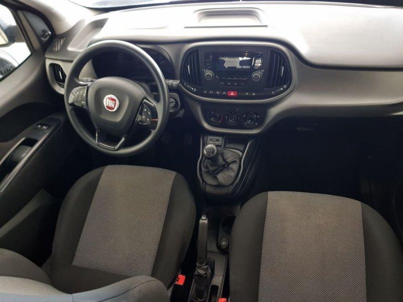 Fiat Doblo Panorama Easy 95 cv diesel. Solo 1 unidad disponible 6