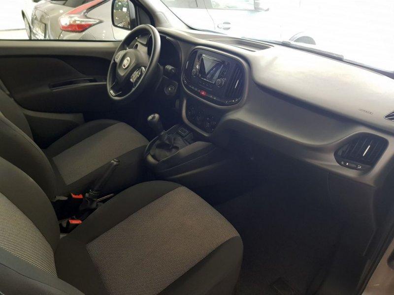 Fiat Doblo Panorama Easy 95 cv diesel. Solo 1 unidad disponible 7