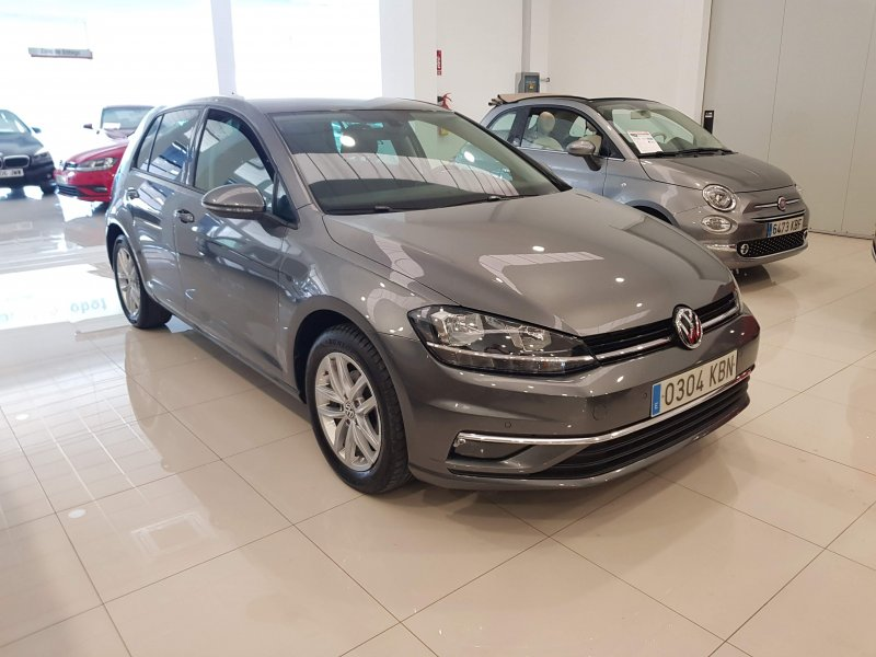 Volkswagen Golf ADVANCE DSG TSI 110  2