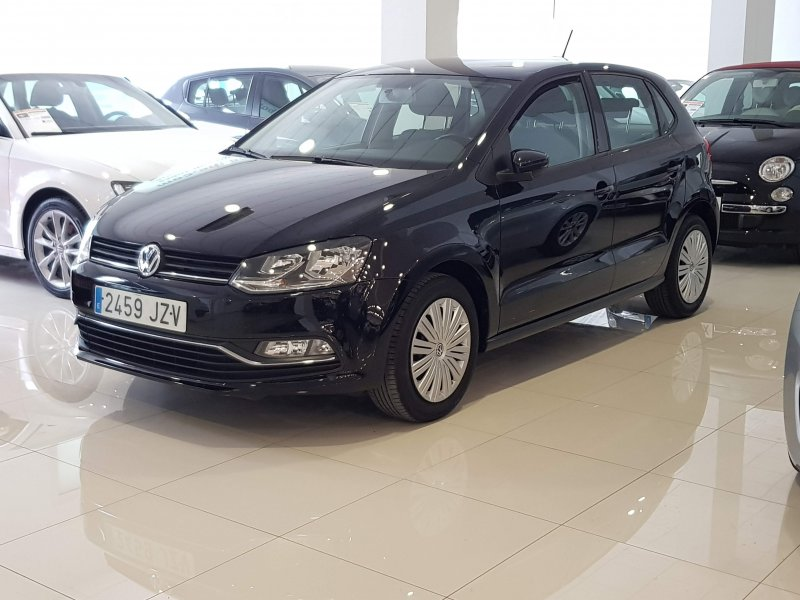 Volkswagen Polo Advance TSI autom 1
