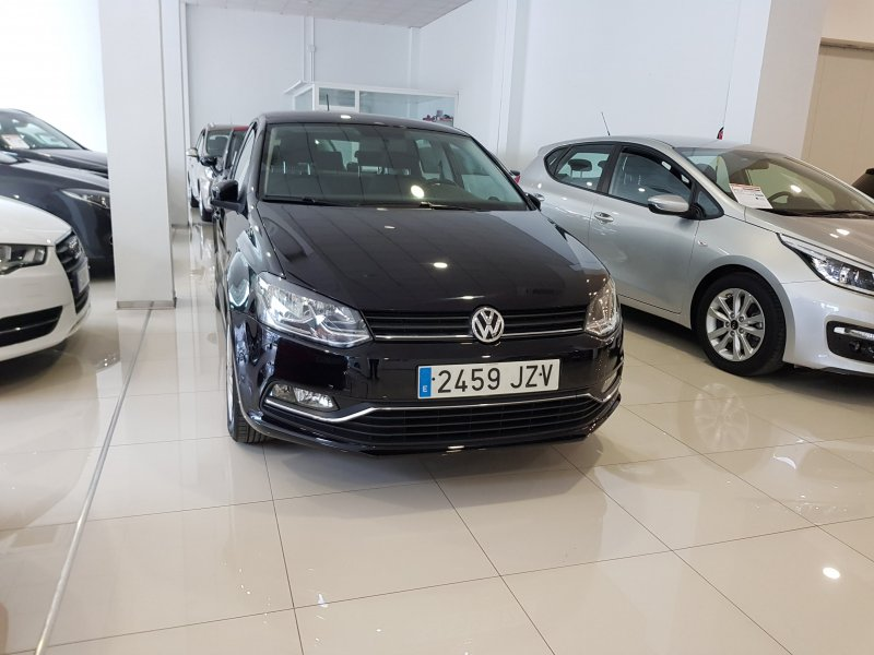 Volkswagen Polo Advance TSI autom 2