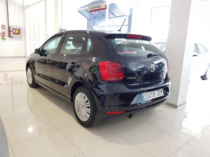 Volkswagen Polo Advance TSI autom 3