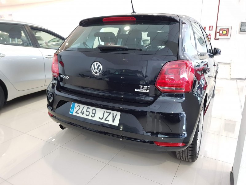 Volkswagen Polo Advance TSI autom 4