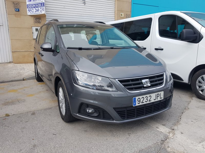 Seat Alhambra TDI 150 cv Style Plus Autom. Solo 2 uds disponibles 1