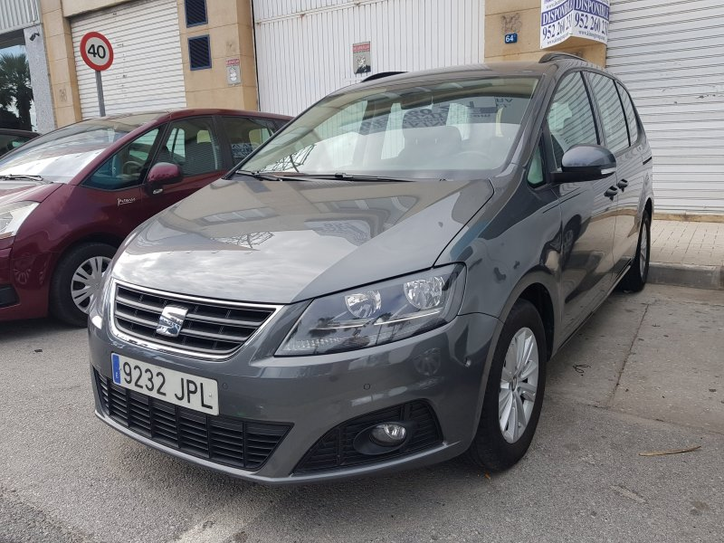 Seat Alhambra TDI 150 cv Style Plus Autom. Solo 2 uds disponibles 2
