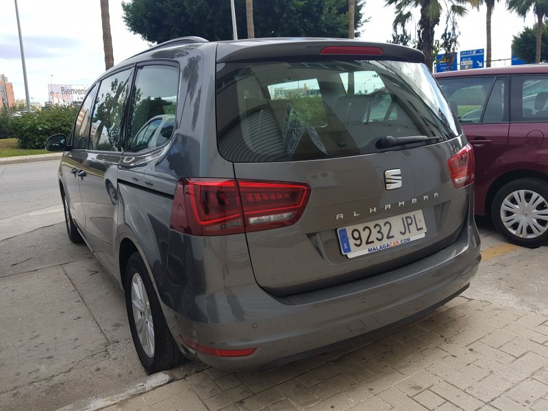 Seat Alhambra TDI 150 cv Style Plus Autom. Solo 2 uds disponibles 3