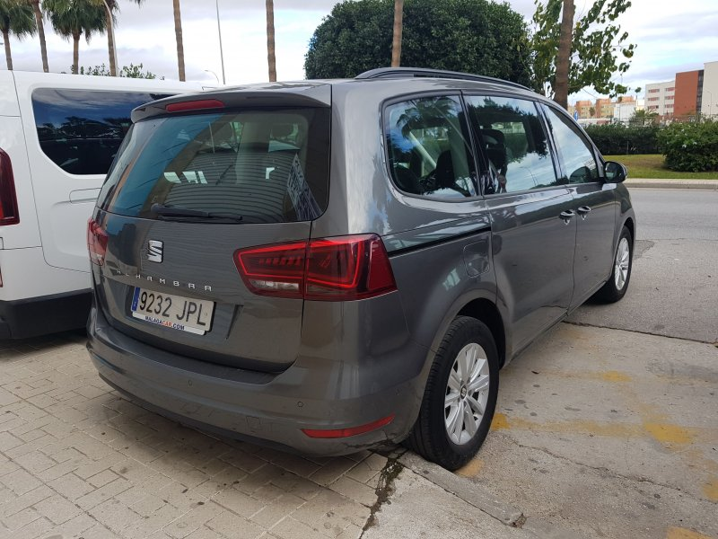Seat Alhambra TDI 150 cv Style Plus Autom. Solo 2 uds disponibles 4