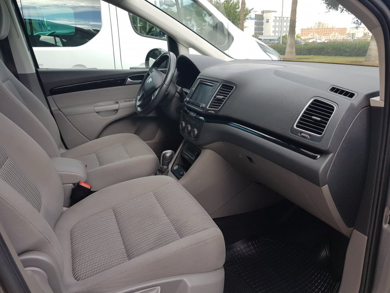 Seat Alhambra TDI 150 cv Style Plus Autom. Solo 2 uds disponibles 7