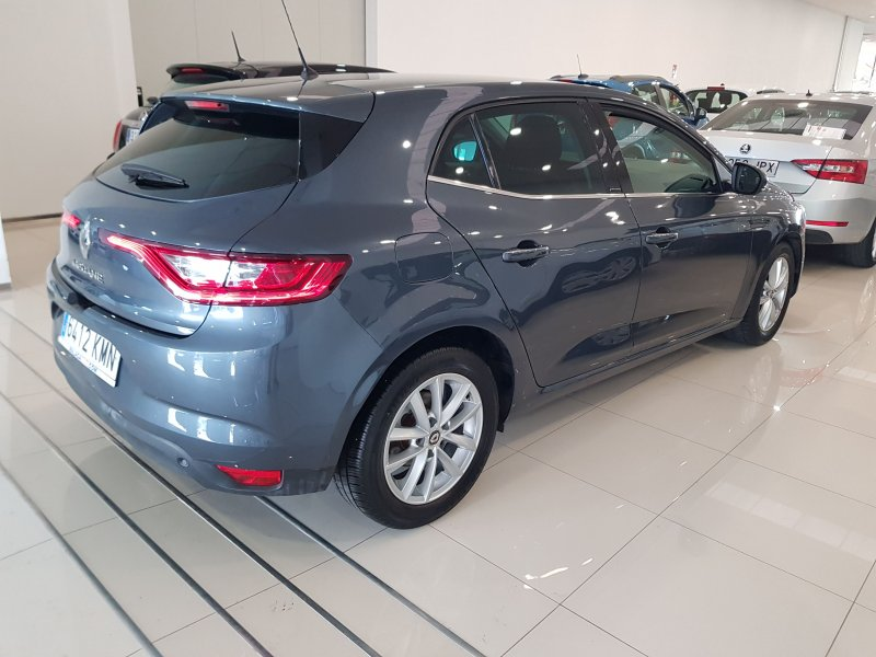 Renault Megane TECH ROAD 100. SIN REACONDICIONAR. VARIAS UNIDADES DISPONIBLE 4