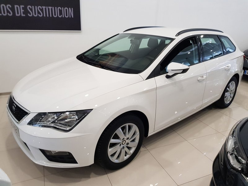 Seat Leon ST TSI referfence plus. SIN REACONDICIONAR. SÓLO 3 UNIDADES DISPONIBLE 1