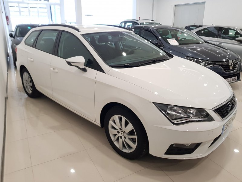 Seat Leon ST TSI referfence plus. SIN REACONDICIONAR. SÓLO 3 UNIDADES DISPONIBLE 2