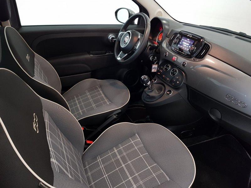 Fiat 500 69 cv Lounge. SIN REACONDICIONAR. VARIAS UNIDADES DISPONIBLE 8
