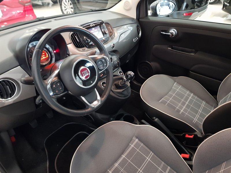Fiat 500 69 cv Lounge. SIN REACONDICIONAR. VARIAS UNIDADES DISPONIBLE 9