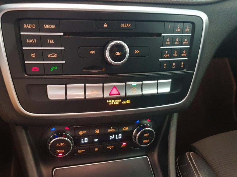 Mercedes GLA 200D 7G-DCT AUT 8