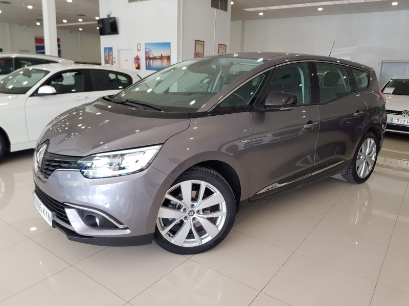Renault Grand Scenic Limited TCE EDC 140 cv 2