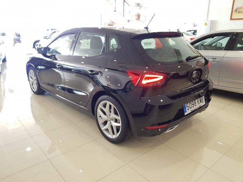 Seat Ibiza DSG 115 CV FR 3
