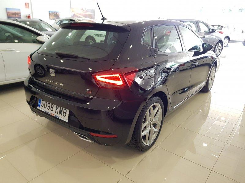 Seat Ibiza DSG 115 CV FR 4