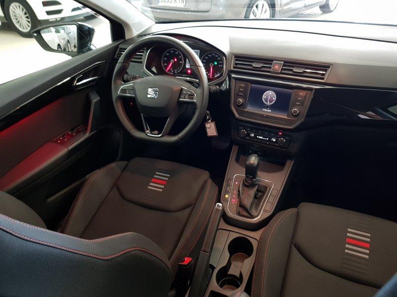 Seat Ibiza DSG 115 CV FR 7