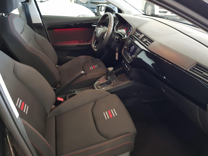 Seat Ibiza DSG 115 CV FR 8