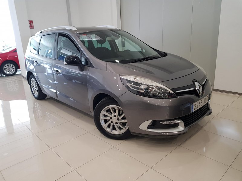 Renault Grand Scenic Limited dCi 110 EDC.  1