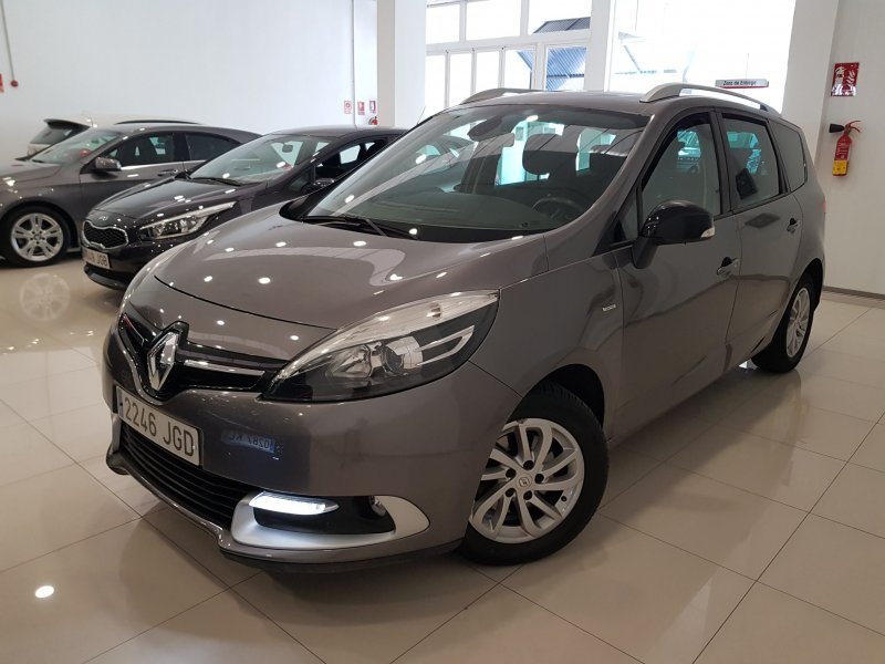 Renault Grand Scenic Limited dCi 110 EDC.  2