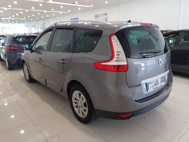 Renault Grand Scenic Limited dCi 110 EDC.  3