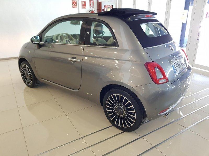 Fiat 500C Lounge 1.2 8v 51KW 69 CV 4