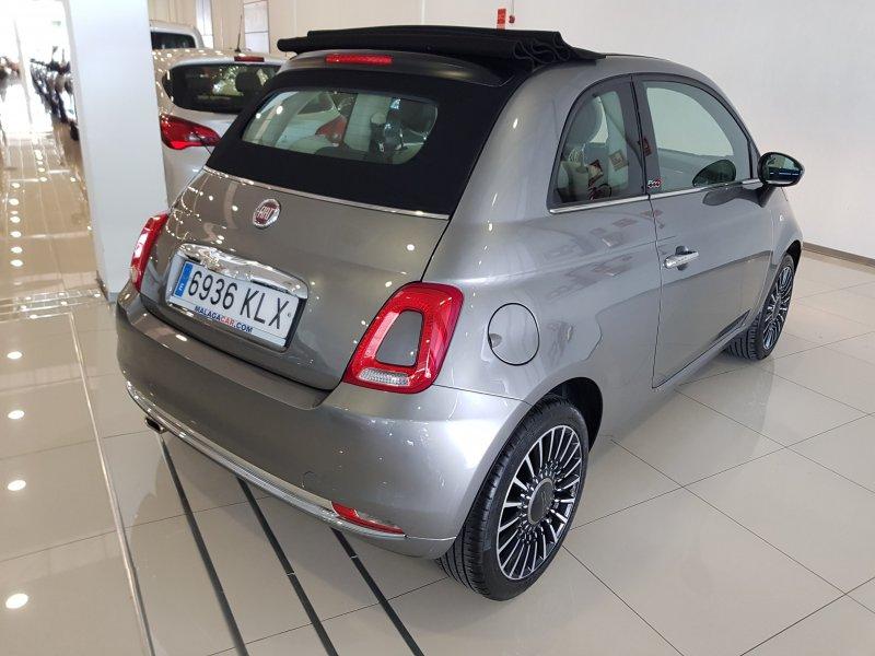 Fiat 500C Lounge 1.2 8v 51KW 69 CV 5