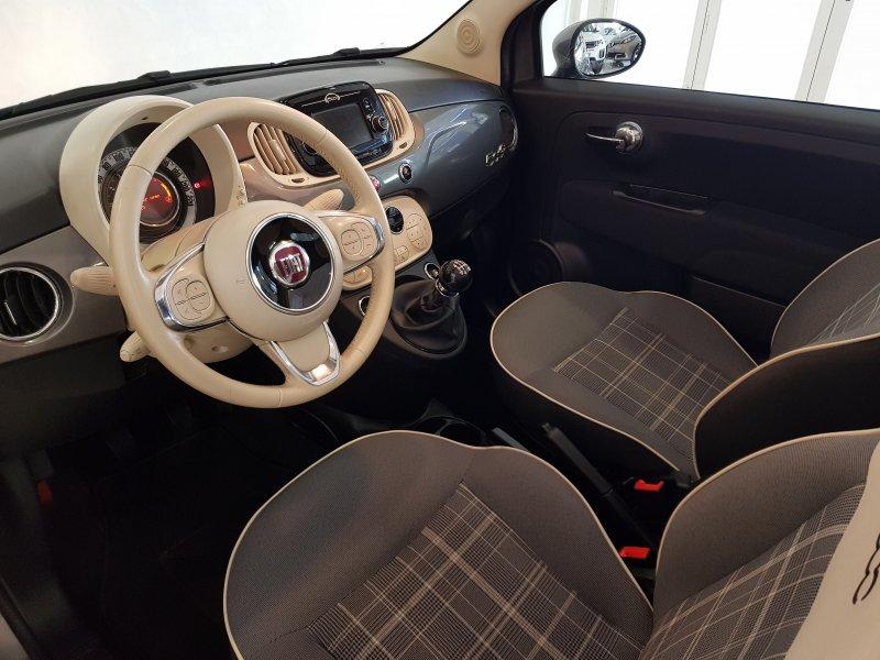 Fiat 500C Lounge 1.2 8v 51KW 69 CV 8