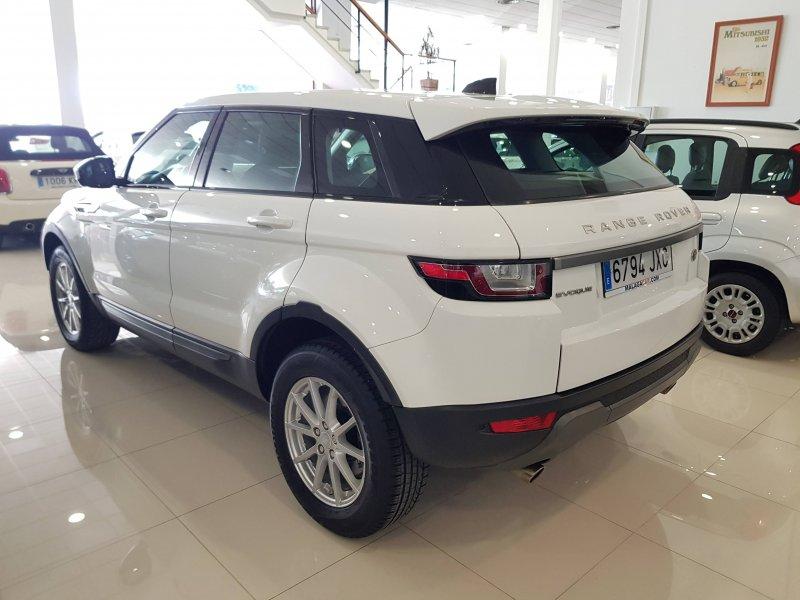 Land Rover Range Rover Evoque .0L TD4 Diesel 110kW 150CV 4x4 Pure 3