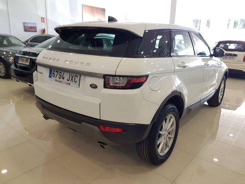 Land Rover Range Rover Evoque .0L TD4 Diesel 110kW 150CV 4x4 Pure 4