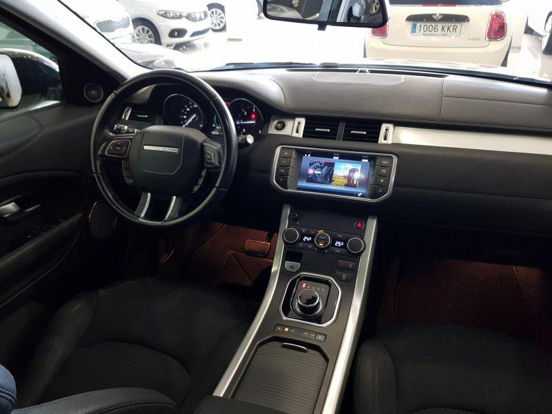 Land Rover Range Rover Evoque .0L TD4 Diesel 110kW 150CV 4x4 Pure 7