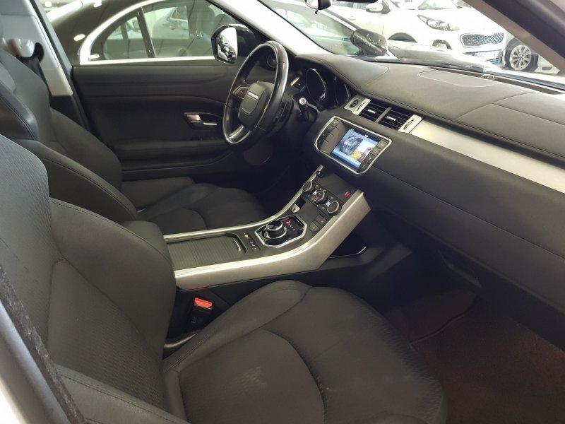 Land Rover Range Rover Evoque .0L TD4 Diesel 110kW 150CV 4x4 Pure 8