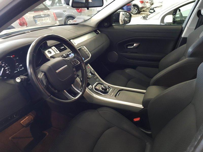 Land Rover Range Rover Evoque .0L TD4 Diesel 110kW 150CV 4x4 Pure 9
