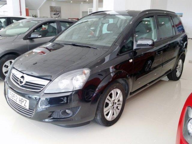 Opel Zafira photo 2