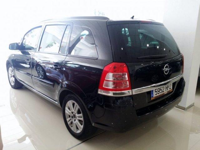 Opel Zafira photo 3