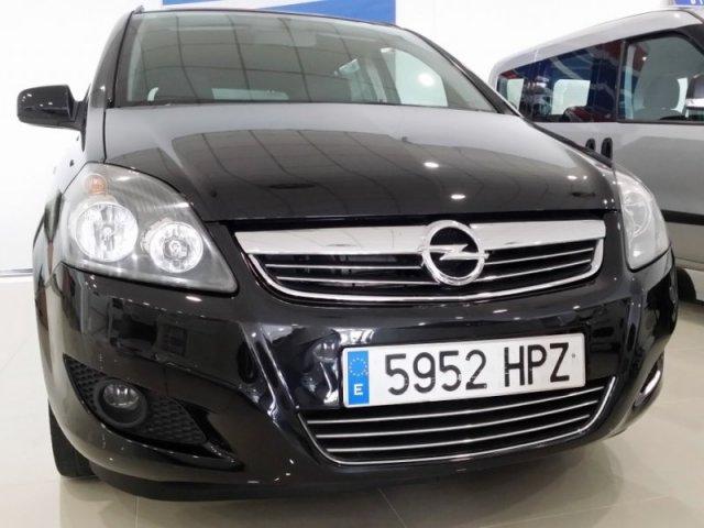 Opel Zafira foto 8