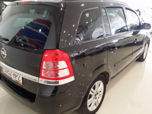 Opel Zafira photo 10