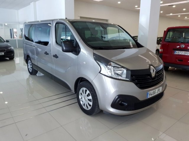Renault Trafic foto 2