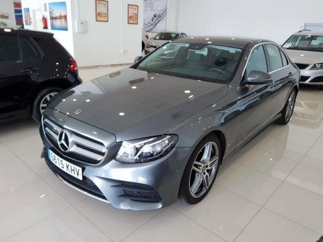 Mercedes E foto 1