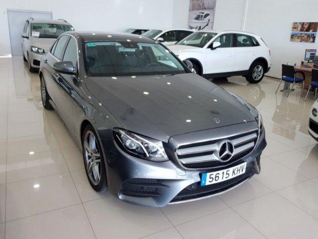 Mercedes E foto 2