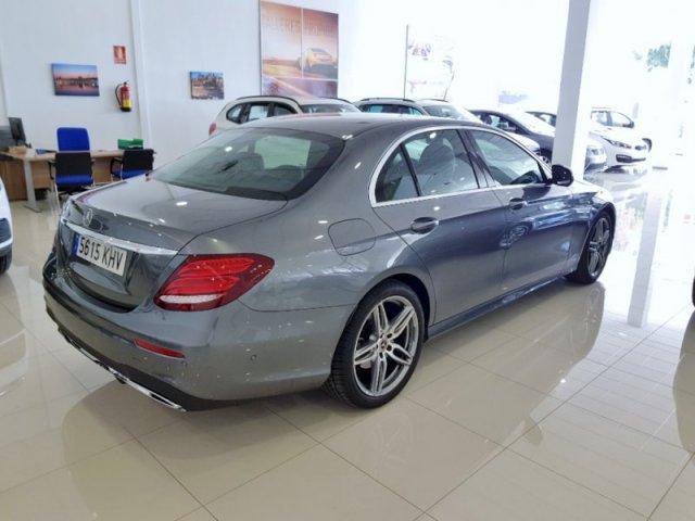 Mercedes E foto 5