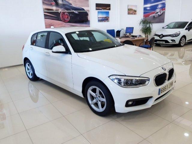 BMW Serie 1 foto 2